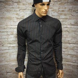 Men's Banana Republic Dress Shirt XL 17-17.5